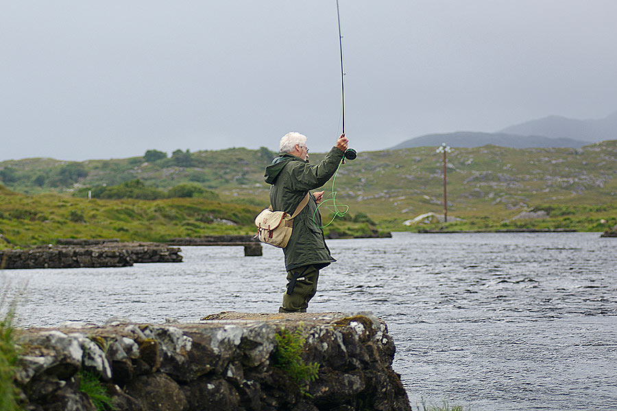 Fishing holidays Ireland