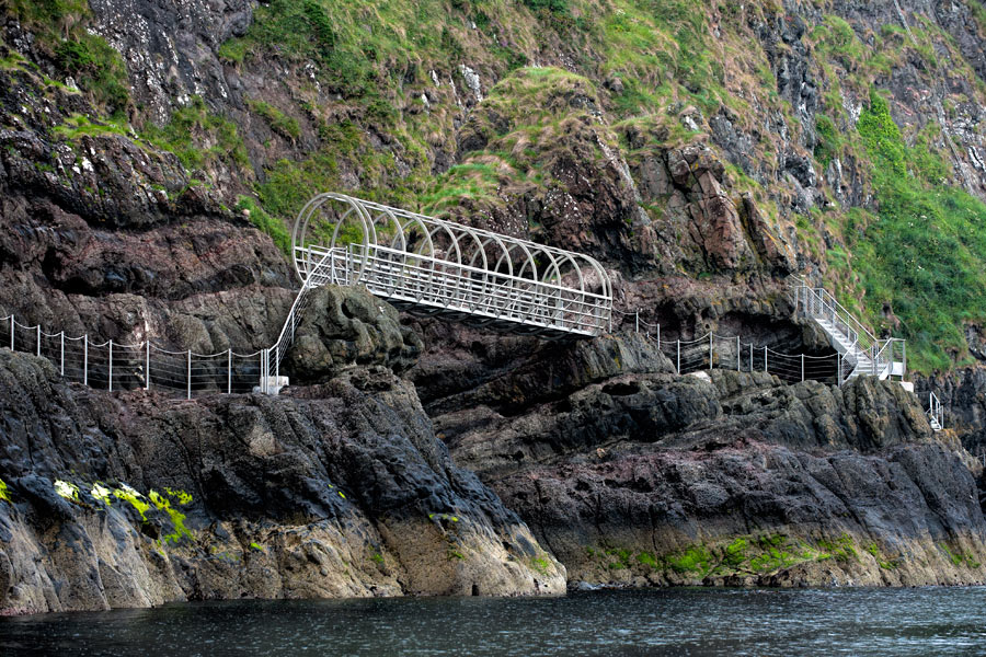 The Gobbins, Northern Ireland
