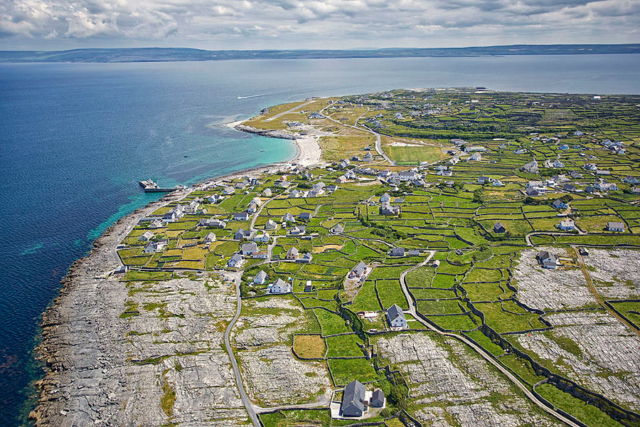 Inis Oirr Aran Islands