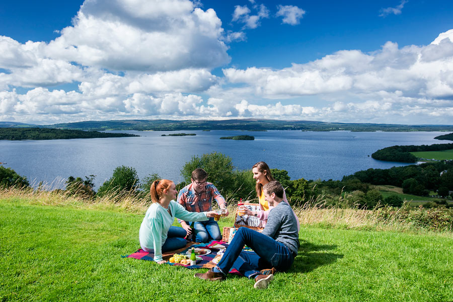 Picnic on Lough Derg